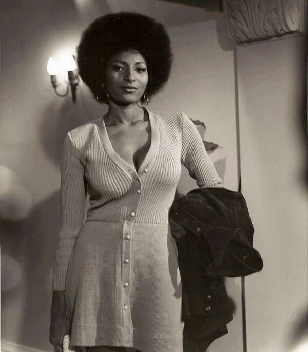 """""""Foxy Brown"""" actress Pam Grier"""