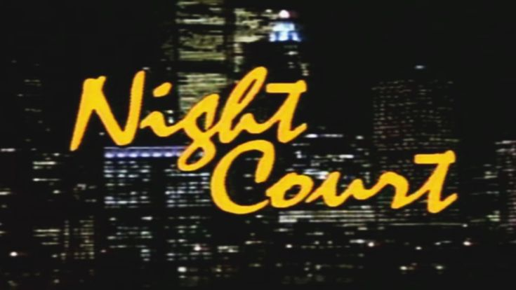 Night Court Theme (Intro and Outro)