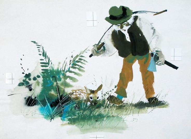 Illustration by Janusz Grabianski