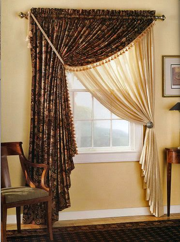 1000 curtain ideas on pinterest curtains window for Home decor s13 9ad