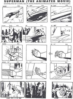 Best Storyboarding Images On   Joe Johnston