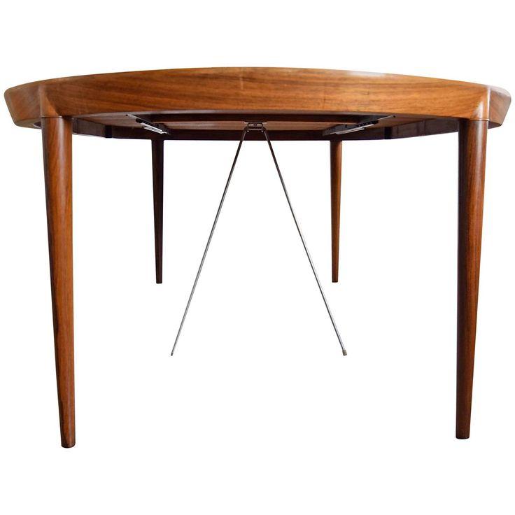Severin Hansen #71 Rosewood Dining Table