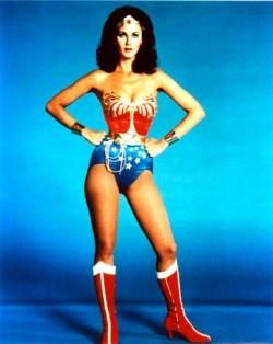 Wonder Woman - Lynda Carter kicked ass!