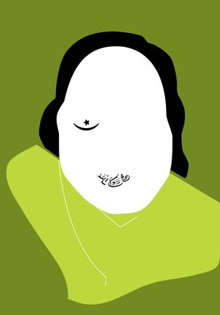 Nusrat Fateh Ali Khan Poster on Imposters | Imposters.in | Buy Posters Online