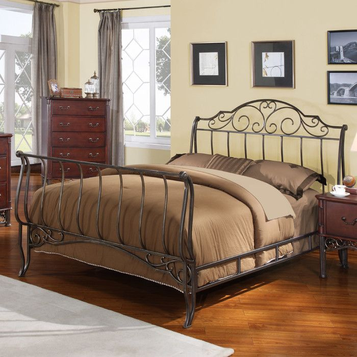 youu0027ll love the tristin sleigh bed at wayfair great deals on all furniture