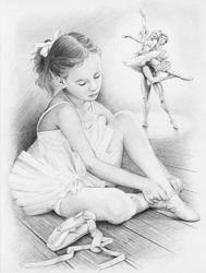 ballerina drawing - Buscar con Google