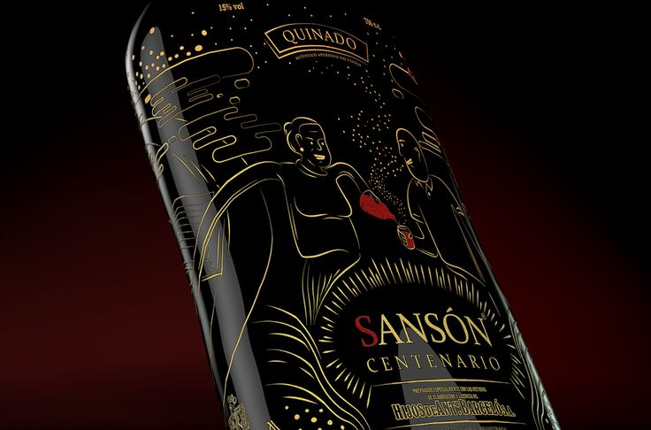 "@Behance project: ""SANSÓN - Centenario"" https://www.behance.net/gallery/54556177/SANSON-Centenario"
