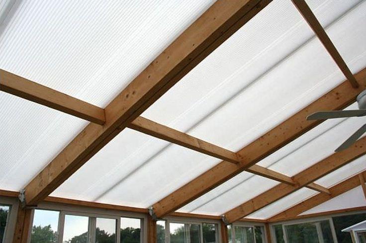 polycarbonate roof - Pesquisa Google | Toiture polycarbonate, Polycarbonate, Toiture