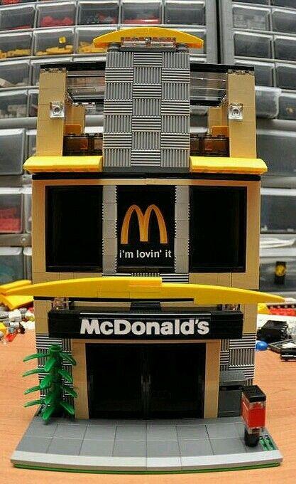 $150 Lego: McDonalds