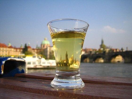 Riflessi dal Ponte Carlo. #Praga in... one shot! ;)