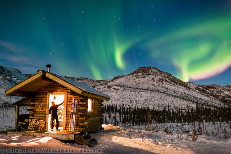 13 best images about alaskan dream homes on pinterest for Alaska cabin builders