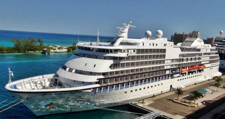 Regent Seven Seas Cruises è la prima compagnia di crociere di lusso a sbarcare a Cuba