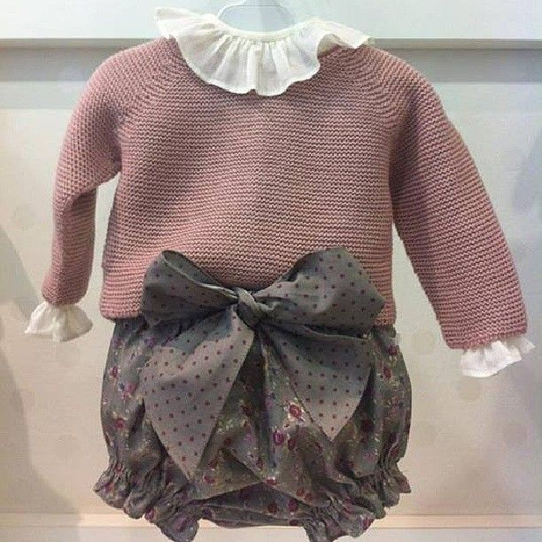 "@Megan Ward Ward Ward Ward Ward Ward Maxwell Taylor Children's photo: ""For next fall. I love this style #trendychildren #pomponmodainfantil #babies #babywear"""