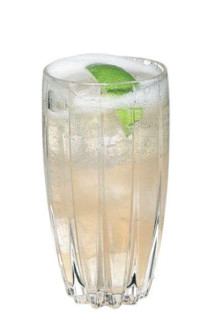 to make a mexican 55 use patron reposado tequila, freshly squeezed lemon juice, sugar syrup (2 sugar to 1 water), angostura aromatic bitters, brut champagne and