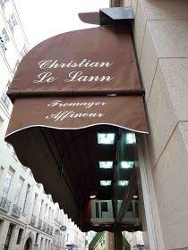 Uno de los mejores affineur de quesos, Christian Le Lann, se lo cruzan caminando por la isla Saint-Louis (76 Rue Saint-Louis en l'Île). Lo van a encontrar el lugar por el olor. Vende quesos de leche cruda, sin pasteurizar, y pueden pedir que lo envuelva para el viaje.
