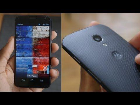 Motorola Moto X Review! - YouTube