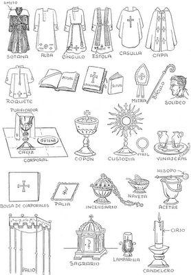 liturgia de la palabra para colorear - Buscar con Google