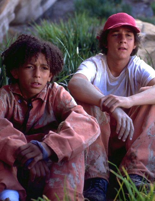 Stanley ja Null, laagripõgenikud. AUGUD kinolinal