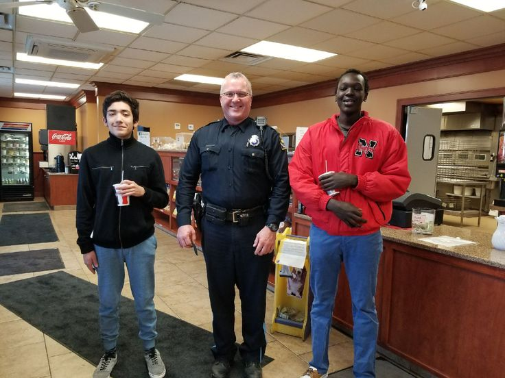 Coffee with a Cop 2/22/18 with Omaha Police