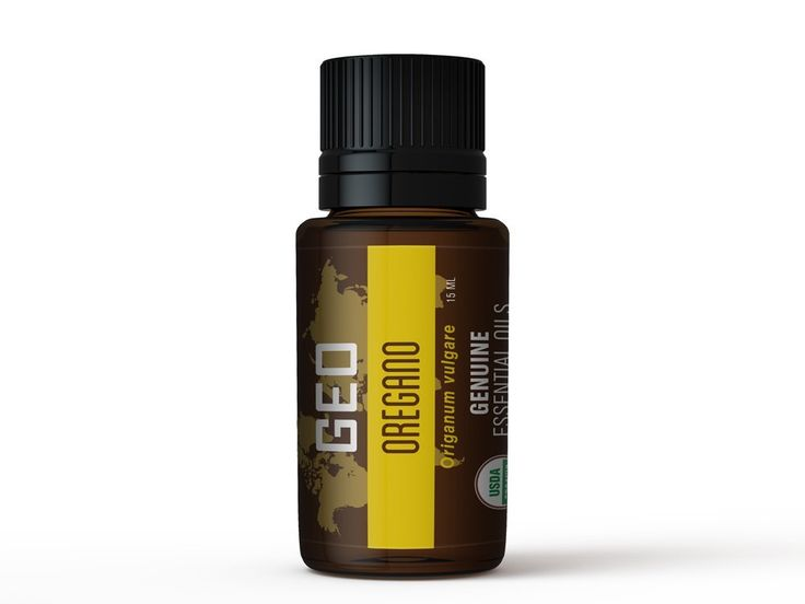 GEO Certified Organic Oregano (Origanum vulgare) Essential Oil. 1 bottle, 15 ml (1/2 oz), USDA Organic. >>> New and awesome product awaits you, Read it now  : coconut essential oil