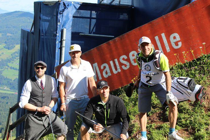 #GolfaufderStreif - mit Rennleiter Axel Naglich