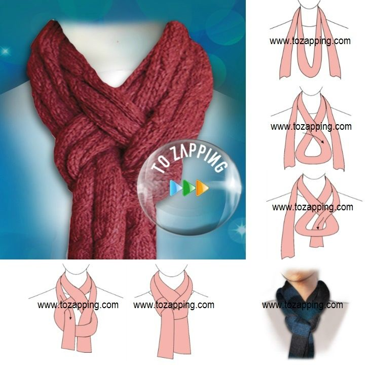 Cómo ponerse una bufanda con facilidad.En elinviernonos solemos abrigar con mucharopay es cuando podemos lucir más complementos cómo puede ser la
