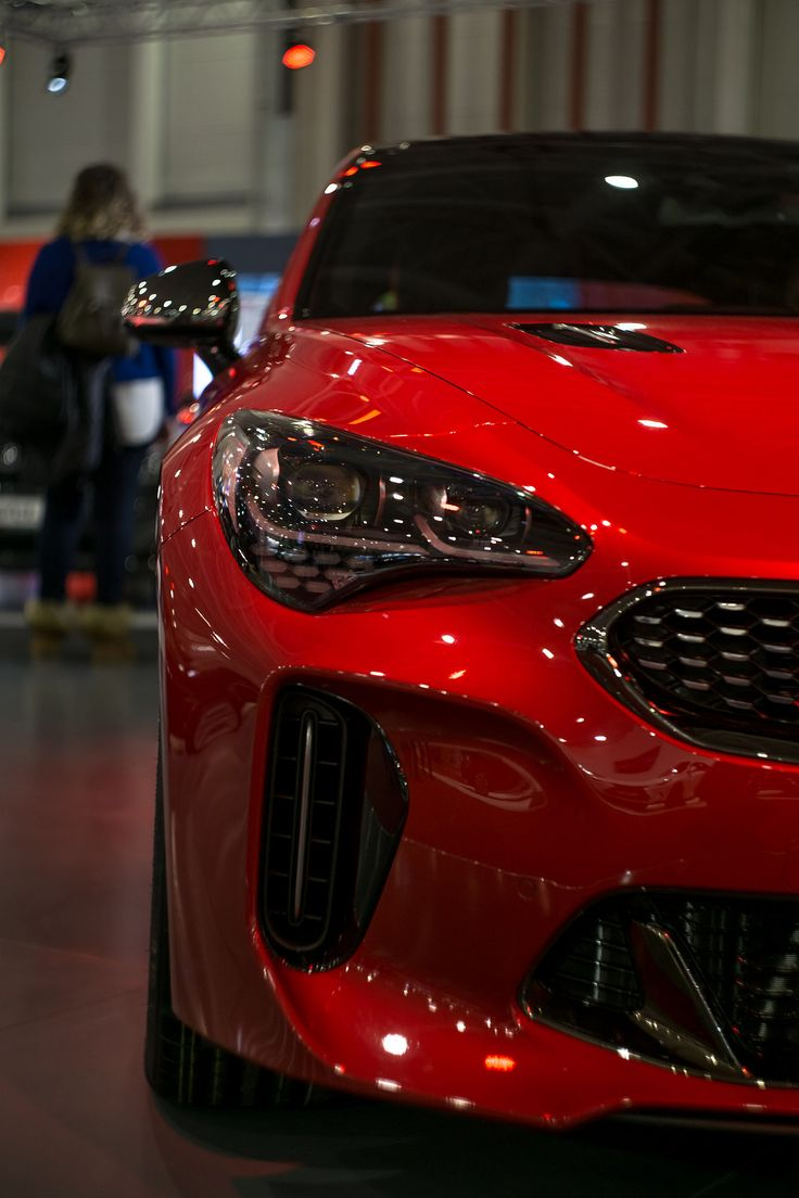 https://flic.kr/p/24rHYku | Kia Stinger GT 2018 | SIAB Bucharest