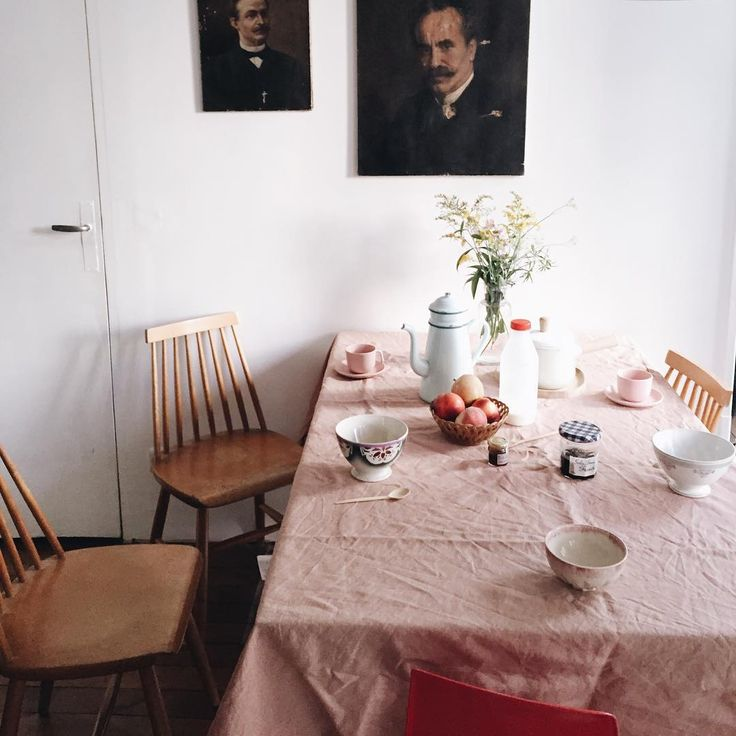 dining room, home, table cloth, art, apartment, small spaces, chairs, interior