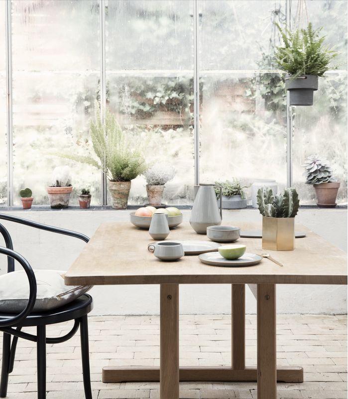 lovely einfache dekoration und mobel bellezza designmobel #2: Becher Neu, Grau von Ferm Living finden Sie bei Made In Design, Ihrem  Online Shop für Designermöbel, Leuchten und Dekoration.