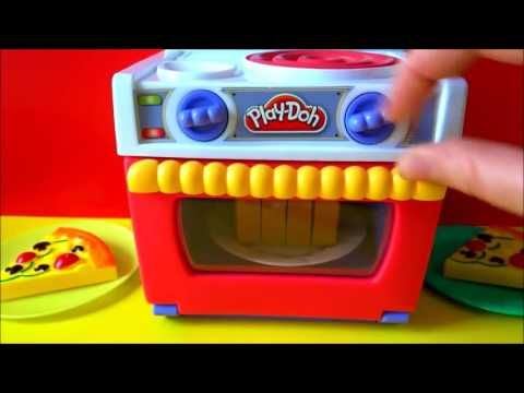 Electric Stove, Baby Cooking of Egg, Chicken, French Fry, Tomato, Cup Cake & Velcro Fruits - YouTube