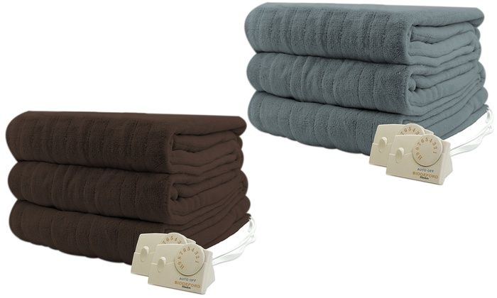 Biddeford Blankets Microplush Heated Blankets: Biddeford Blankets Microplush Heated Blankets