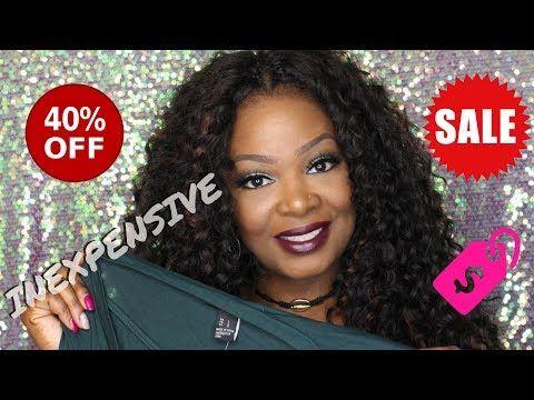 Inexpensive Fashion Haul || Trendy Clothing - YouTube
