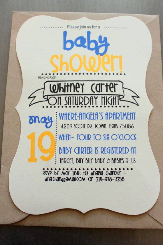 baby shower invitation for twins%0A baby shower invite