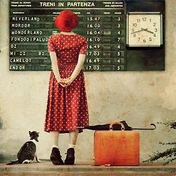 lost train station