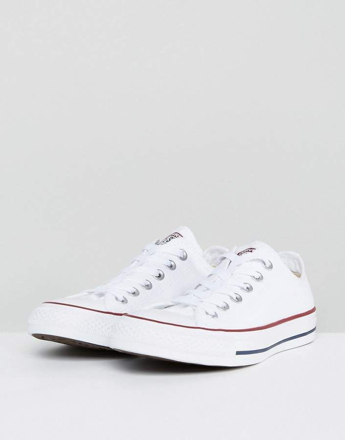 9cf96f8d0b6b Converse Chuck Taylor All Star Core White Ox Sneakers