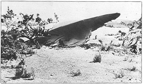 The most famous UFO incident and suspected Government cover-up occurred in 1947. Recovered debris from an alien aircraft or experimental high-altitude surveillance balloon as is claimed was found in the desert of New Mexico,This sighting began one of the biggest controversies and mysteries in U.S. history.: