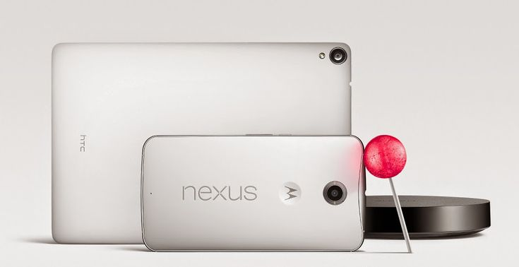 Google Nexus 6 announced finally with HTC Nexu 9 tablet. | AxeeTech Nexus 6 images, videos and much more here  #Nexus6