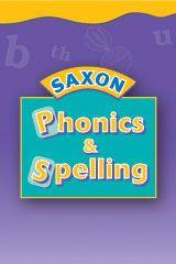 Saxon Phonics & Spelling 3 24 Student Kit