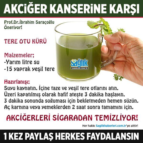 Akciğer kanserine karşı bitkisel kür! #kanser #akciğerkanseri #bitkiselkür…