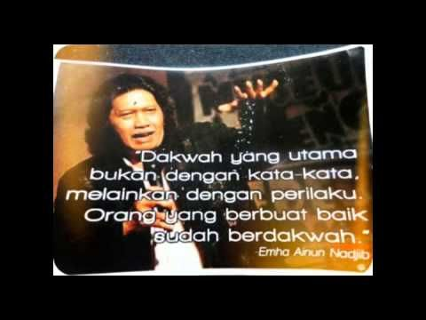 Pengajian Cak Nun Terbaru Bikin Ngakak Abis 2015 tetang kehancuran Indon...