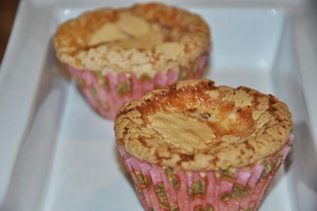 Miss Mette: Makron muffins