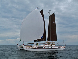 Pahi 52 'Calagorm' - by Seascape.