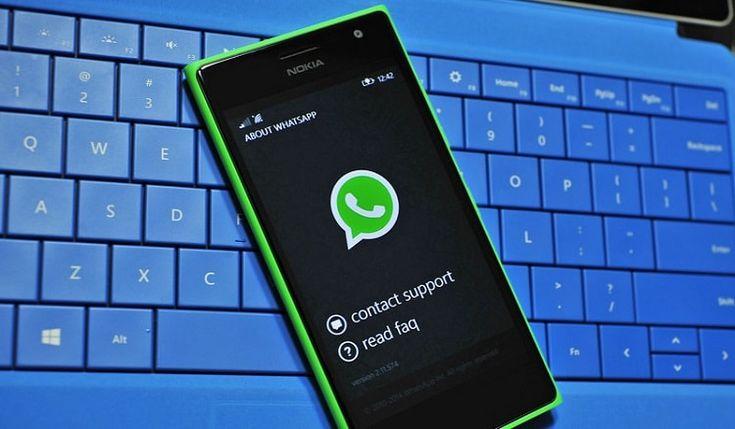 جديد تطبيق الواتساب هذه المرة يبتعد عن منصتي التشغيل اندرويد و iOS ليكون من نصيب ويندوز فون بمسزة جديدة ناجعة في فكرتها, حيث سيتمكن المستخدم وعند تغيير رقم