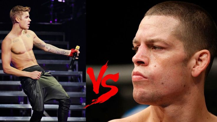 Justin Bieber vs Nate Diaz: UFC Fighter Slams Pop Star Over Insulting His Style
