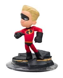 Figure Dash What a fun character to add to your Infinity collection. Dash is a great character on the Incredibles playset. You don't start off with the superpower speed.  http://awsomegadgetsandtoysforgirlsandboys.com/disney-infinity-characters/ DISNEY INFINITY CHARACTERS: Figure Dash