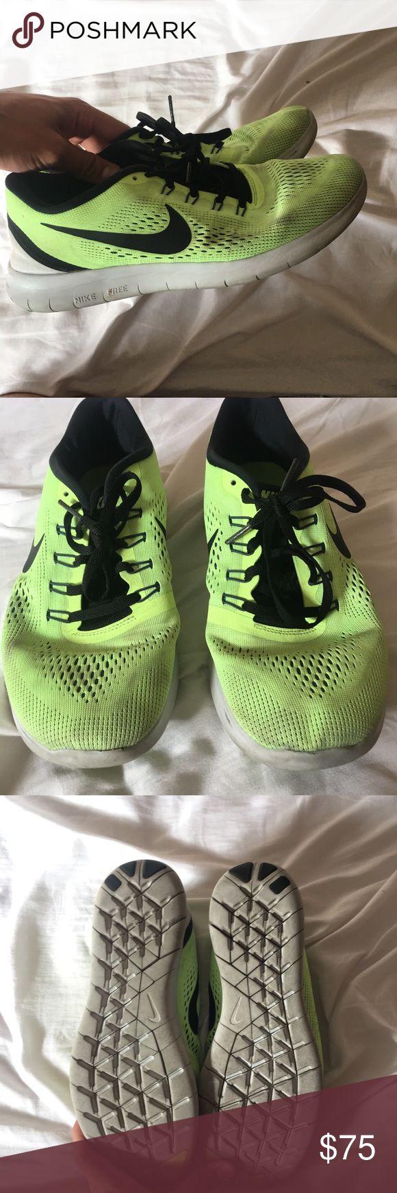 Nike Free runner Used no box. Nike Shoes Sneakers