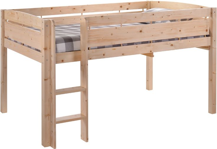 Canwood 2131 5 whistler junior loft bed natural products pinterest products whistler and loft - Canwood whistler ...
