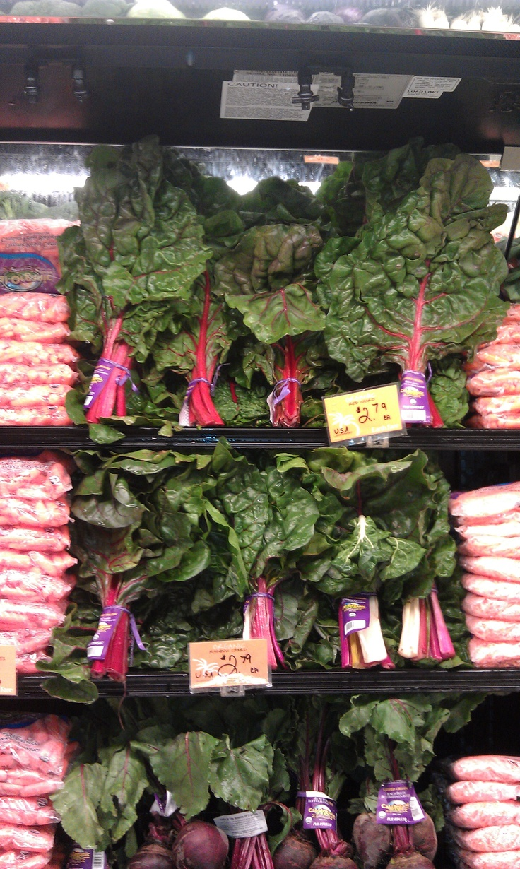 What is swiss chard and what do I do with it?