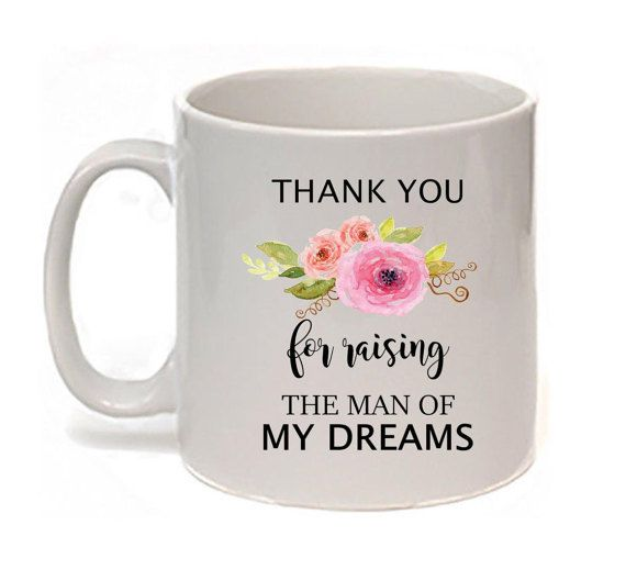 Personalized Mug for Mother In Law/Mother by NoteWorthyStationery