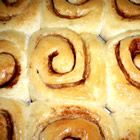 Best Ever Cinnamon Buns.  This is my new go-to recipe.  Gorgeous texture, soft and delicious.  I am in love!!